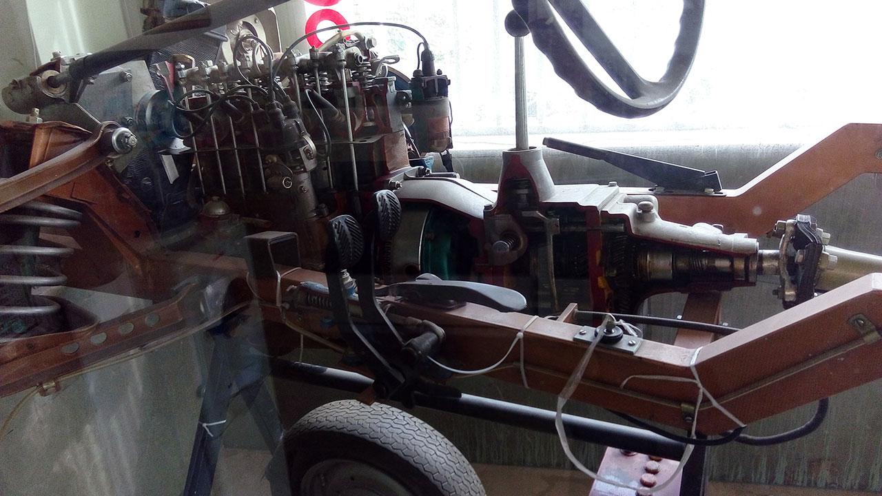 سیستم خنک کننده موتور