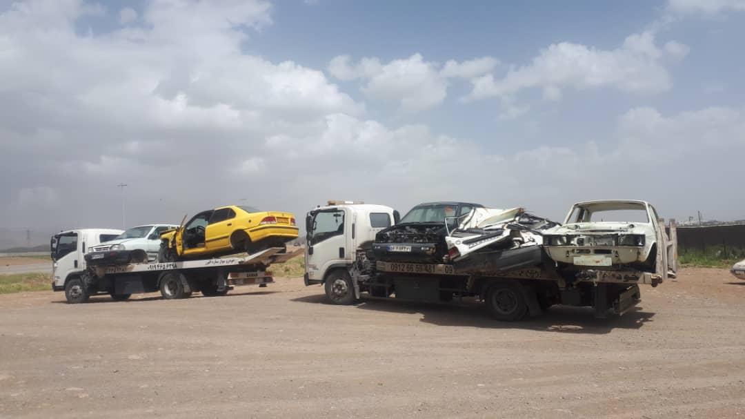 امداد خودرو سنقرآباد